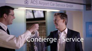 Concierge-Service am Flughafen Frankfurt | TresorParken.de