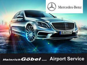 Mercedes Werkstattservice am Flughafen Frankfurt | TresorParken.de