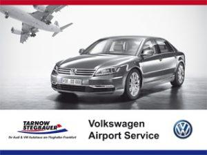 Volkswagen Werkstattservice am Flughafen Frankfurt | TresorParken.de